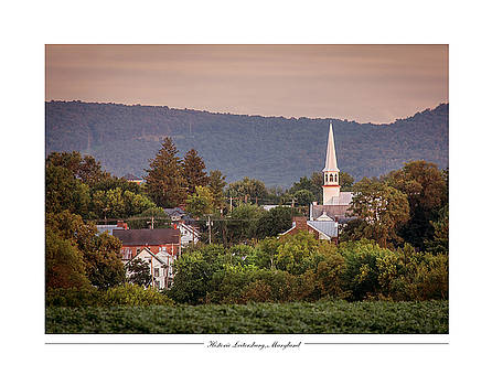 Historic Leitersburg, Maryland by Andy Smetzer