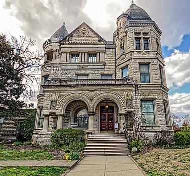 Tony Crehan - Historic Old Louisville - Conrad-Caldwell House 1893