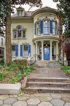 Tony Crehan - Historic Old Louisville - Madison Cawein House 1901