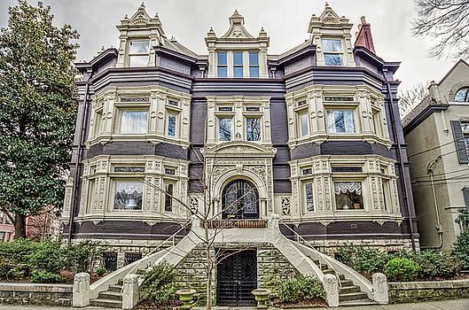 Tony Crehan - Historic Old Louisville - William Wathen House 1895