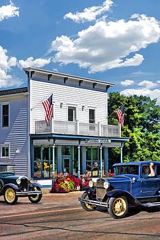 Christopher Arndt - Historic Pioneer Store in Ellison Bay Door County
