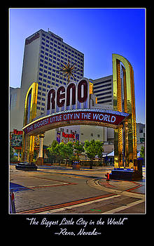 Ricky Barnard - Historic Reno Sign