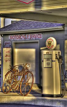 Sam Davis Johnson - Historic Ride 2