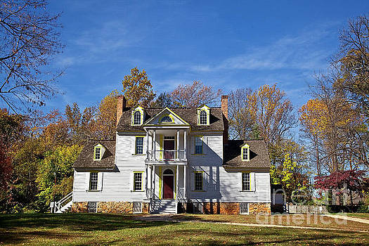 Historic Rosedale in Charlotte by Jill Lang