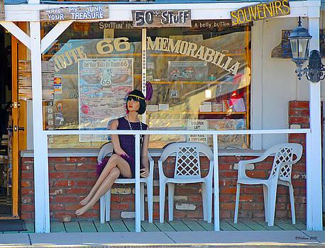 Victoria Oldham - Historic Route 66 Memorabilia