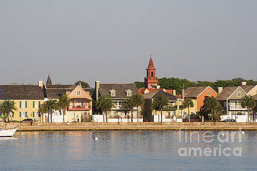 Historic Saint Augustine,Florida by Timothy OLeary