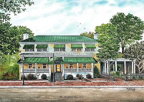 Historic Smithfield Inn by Raymond Edmonds