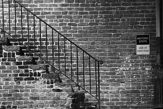 Historic Steps by Jessica Stiles