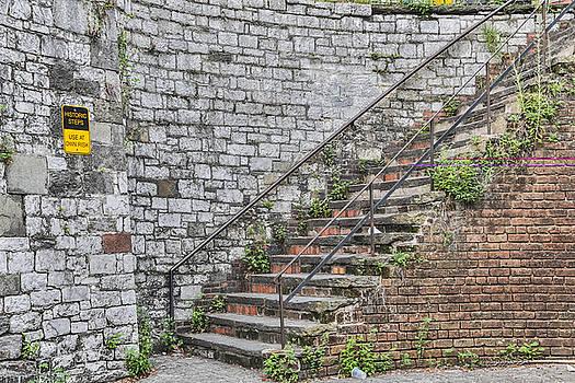 Jimmy McDonald - Historic Steps