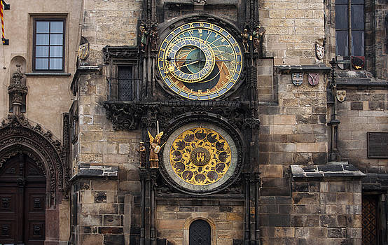 Jed Holtzman - Astronomical Clock