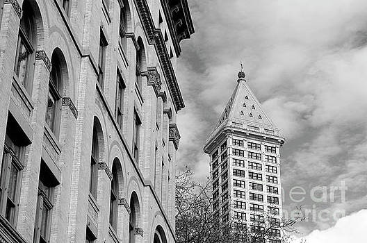 Historical Seattle 2 by John  Mitchell
