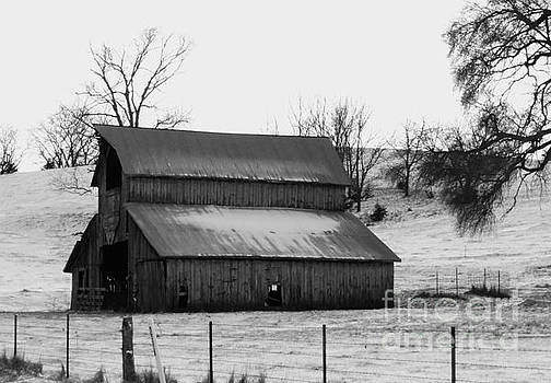 History Barn by J L Zarek