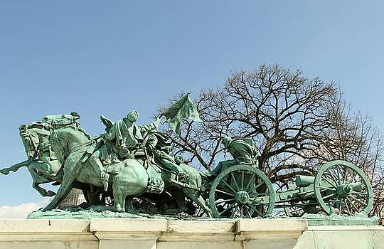 History in Bronze by Horst Duesterwald