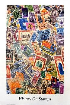 History on Stamps by Dilip Sheth