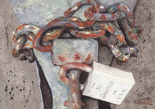 Ken Powers - Hitch Lock