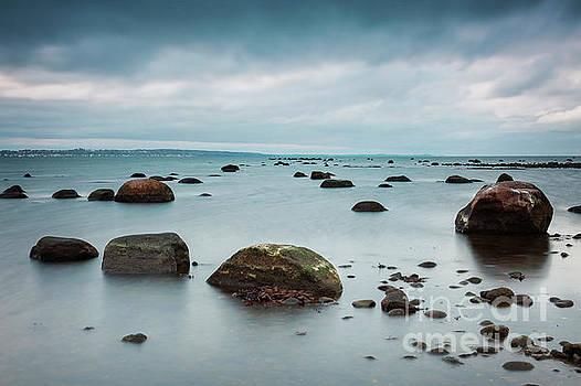 Sophie McAulay - Hittarp beach landscape