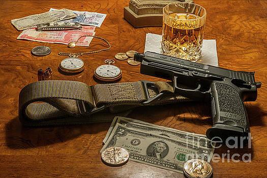 Dale Powell - Silver Dollar