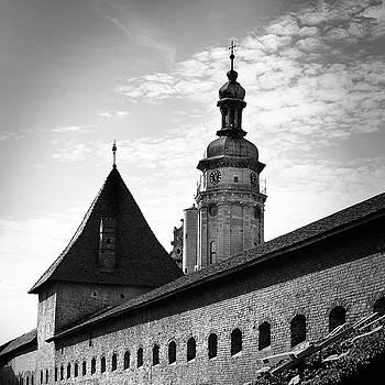 Hlyniany Gate. Lviv, 2011. by Andriy Maykovskyi