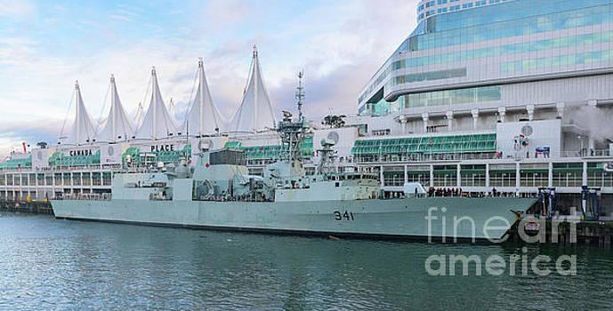 HMSC Ottawa by Jim Hatch