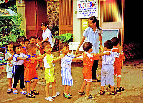 Ho Chi Minh City Day Care by Rich Walter