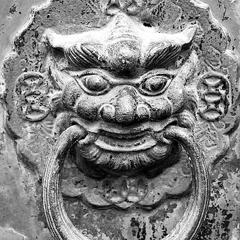 Ho Chi Minh City Door Knocker by For Ninety One Days