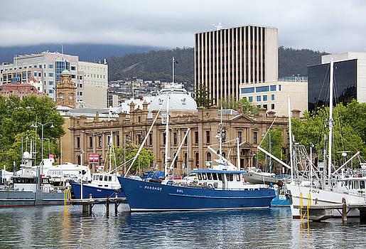 Ramunas Bruzas - Hobart Downtown Marina