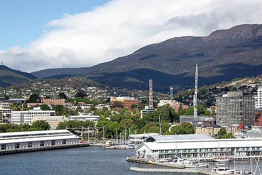 Ramunas Bruzas - Hobart Landmark