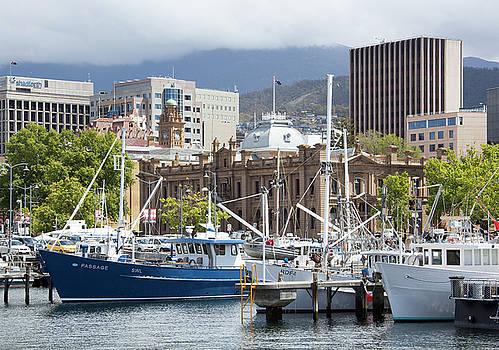 Ramunas Bruzas - Hobart Marina