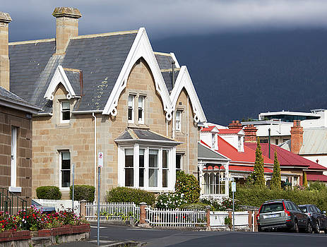 Ramunas Bruzas - Hobart Town Houses