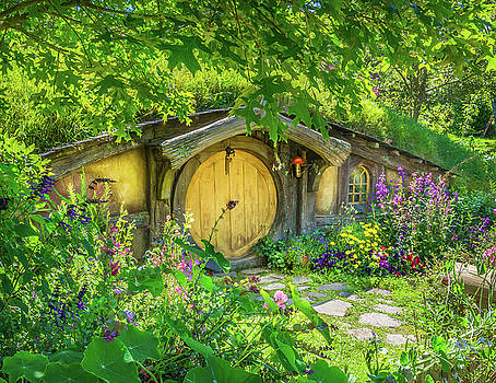 Racheal Christian - Hobbit Cottage