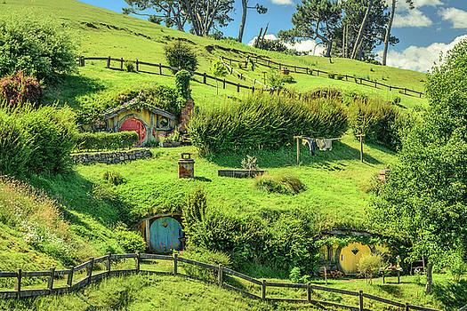 Hobbit Hills by Racheal Christian