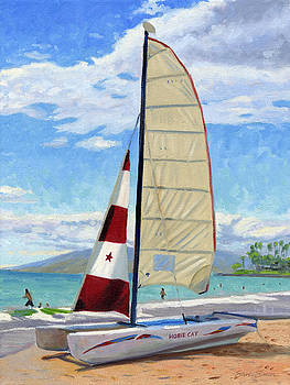 Hobie Cat by Steve Simon