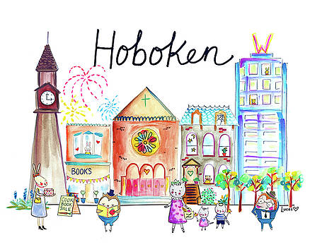 Hoboken by Ashley Lucas