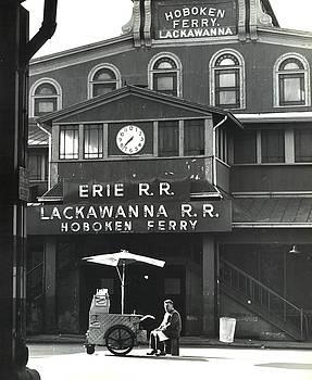 Hoboken Ferry c1966 by Erik Falkensteen