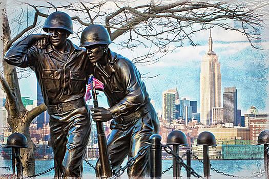 Chris Lord - Hoboken War Memorial