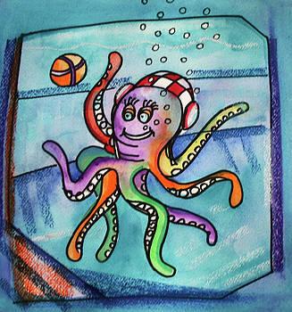 Hobotnica by Saso  Petrosevski Novak - SPN