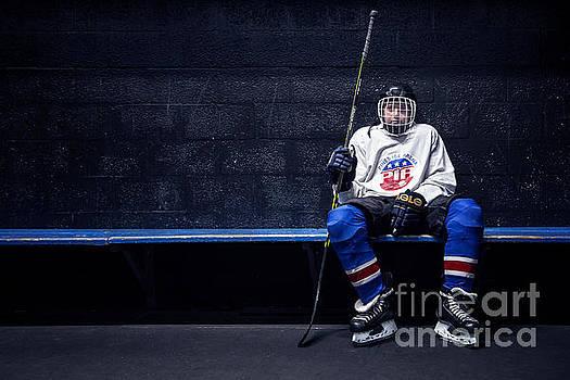 Evelina Kremsdorf - Hockey Strong