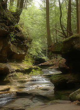 Hocking Hills by Noah Browning