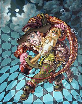 Hocus-pocus by Victor Molev