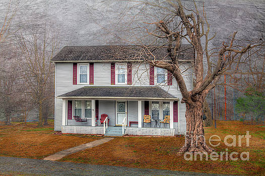 Larry Braun - Hodgkiss House
