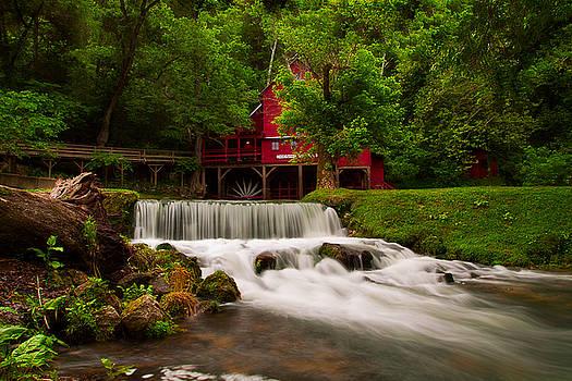 Hodgson Mill by Chad Ward