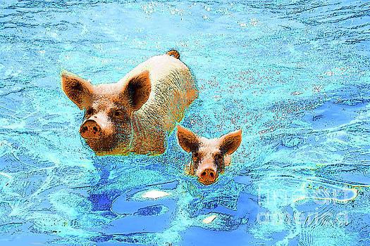 Hog Heaven by Keri West