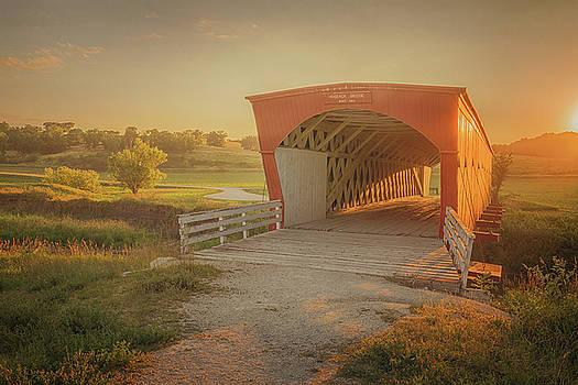 Susan Rissi Tregoning - Hogback Covered Bridge