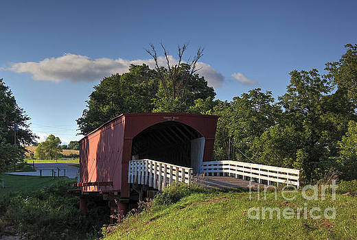 Roseman Covered Bridge by Thomas Danilovich