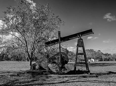 Hogg Plantation Oil Well by Joshua House
