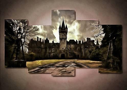 Hogwarts U by Mario Carini