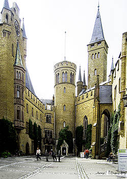 Hohenzollern Castle by Stephanie McGuire