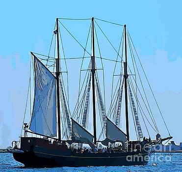 John Malone - Hoisting the Sails