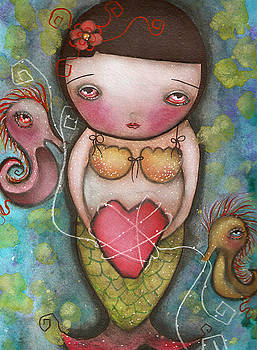 Abril Andrade Griffith - Holding Tight