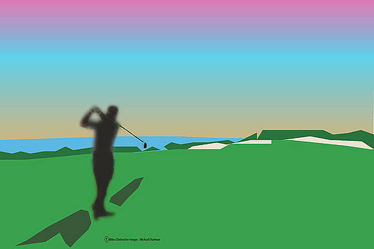 Hole-in-One Bound by Michael Chatman